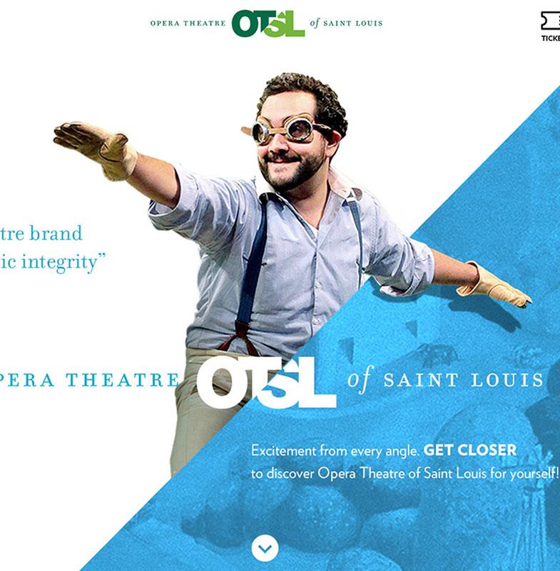 Opera website image